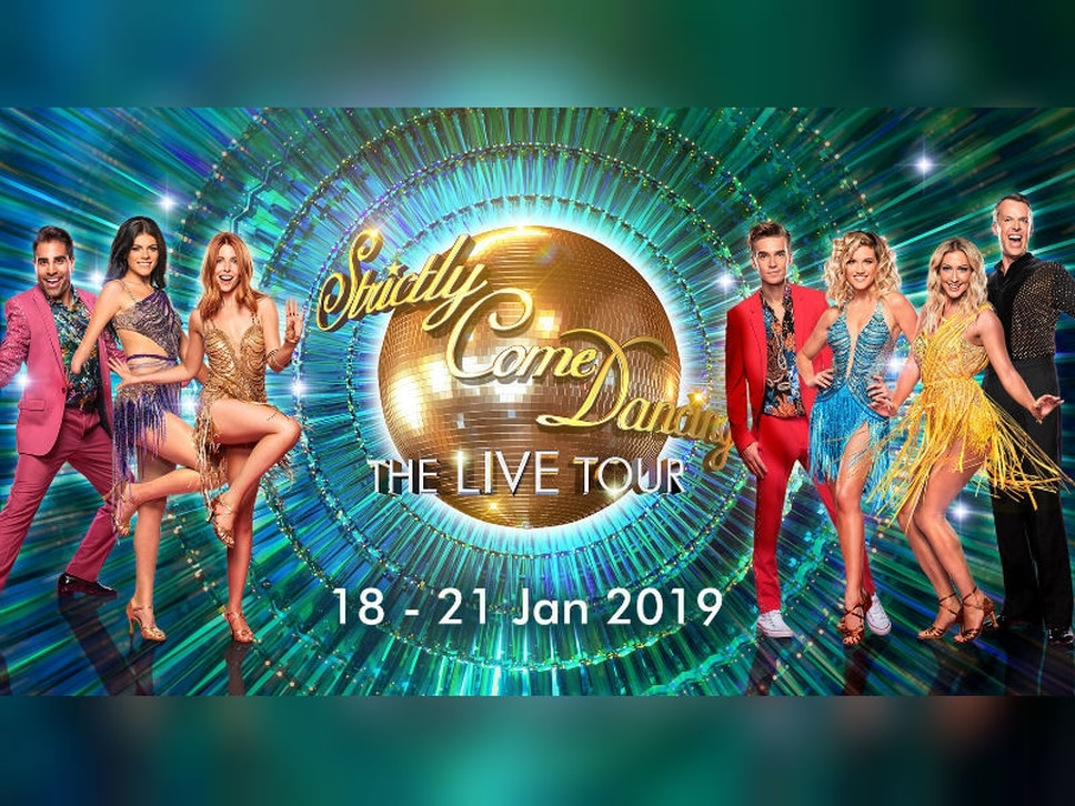 Celebrity line-up announced for Strictly Come Dancing live tour in Birmingham