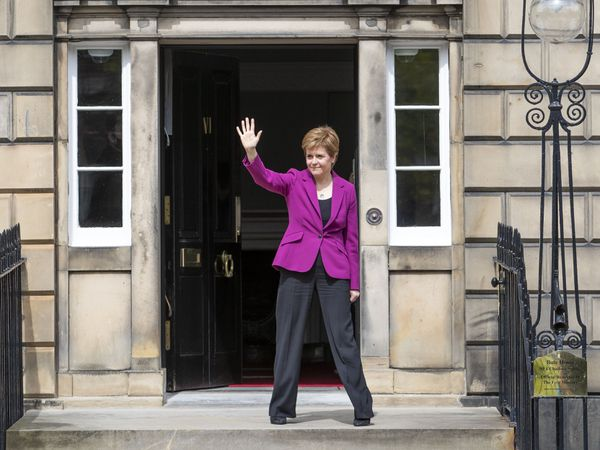 Nicola Sturgeon tells the PM it is 'when not if' for a second independence vote