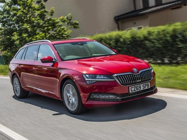 The new Skoda Superb will cost from £24,655