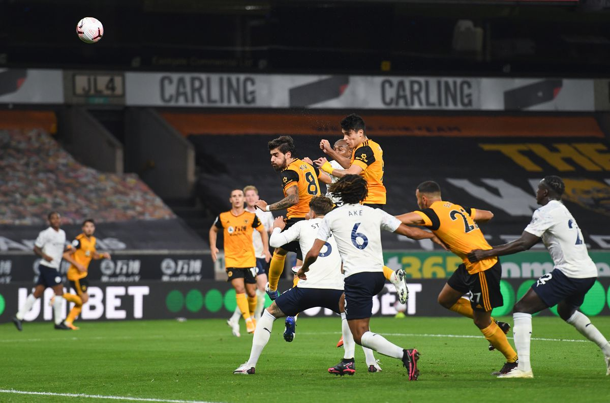 Wolves 1 Manchester City 3 Report And Pictures Express Star