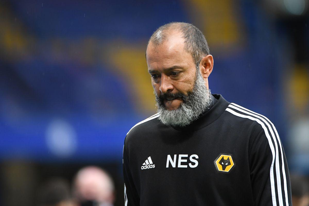 Wolves boss Nuno Espirito Santo (AMA)