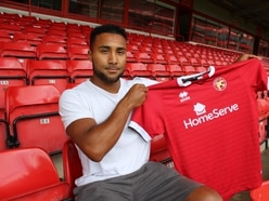 Walsall sign Wes McDonald