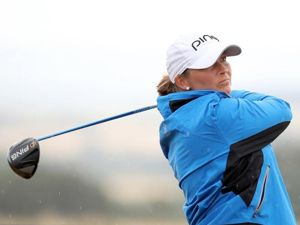 Angela Stanford wins Evian Championship, claims first career major title