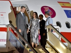 Spanish king arrives in Cuba for first visit by country's royals