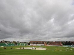 Storm stops Surrey at Somerset while Yorkshire close on survival