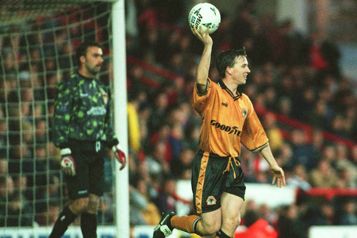 Classic match report - Bristol City 1 Wolves 6, 1998