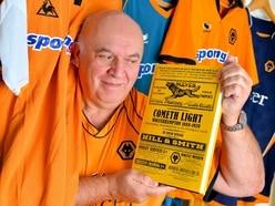 Wolves fan David shining a light on forgotten moments