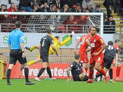 Analysis: Walsall only show up for first half in disappointing defeat
