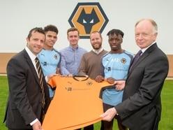 University of Wolverhampton and Wolves renew Academy partnership
