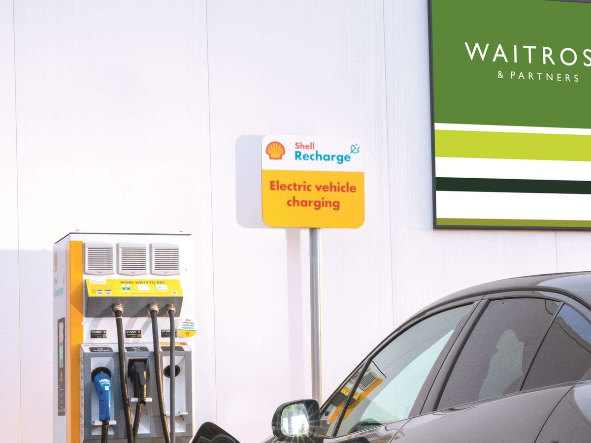 Shell to install chargers at Waitrose stores