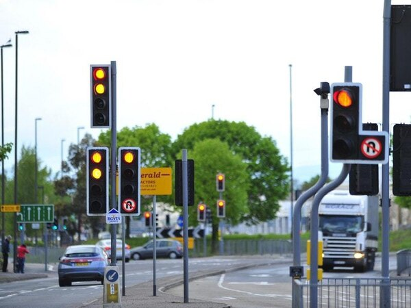 Campaigners call for traffic light redesign to help the elderly cross