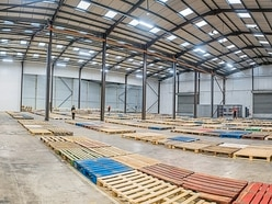 REVEALED: Warehouse ready to store parcels amid no deal Brexit logjam