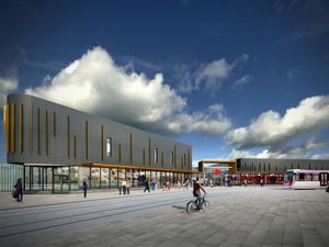 Work finally begins on new Wolverhampton Railway Station