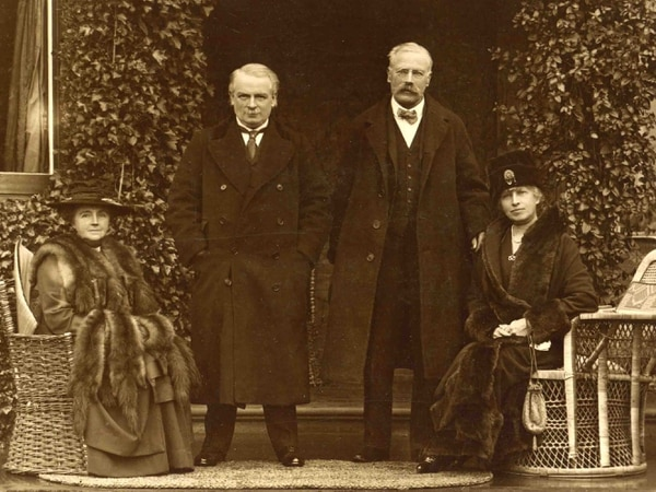 'A fit country for heroes': 100 years since Lloyd George made legendary speech in Wolverhampton