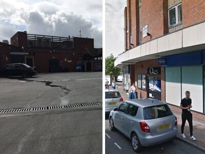 Body of man found behind Cannock nightclub