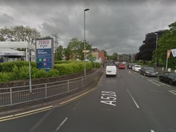 Man arrested on suspicion of rape in Stafford