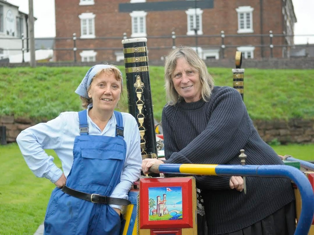 Waterways show tour to visit the Black Country