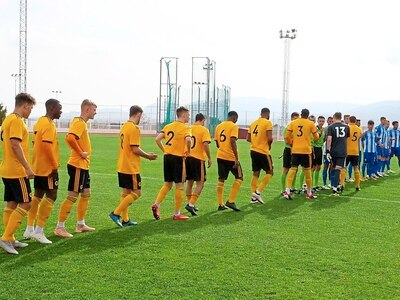 Jumilla beat Wolves youngsters in friendly