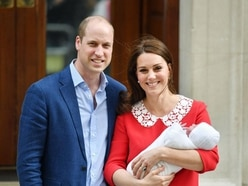 Baby makes five: William and Kate settle into life at home with new son
