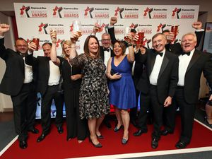 Marston's Beer Company toasts victory as Express & Star Business of the Year