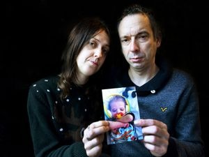 John Meek and April Keeling lost their three-year-old son Jonnie in 2014