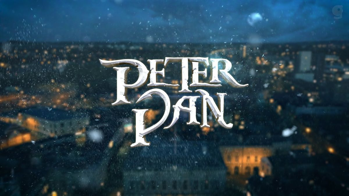 Scenes from Stafford Gatehouse's Peter Pan trailer