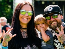 Soaking up the sounds and sun at WV1 Fest - in pictures
