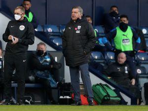 Sam Allardyce head coach / manager of West Bromwich Albion. (AMA)