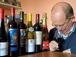 Working wine to 5! We chat to the man behind Shropshire Wine School