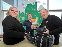Ex-Mayor takes on epic challenge for charity