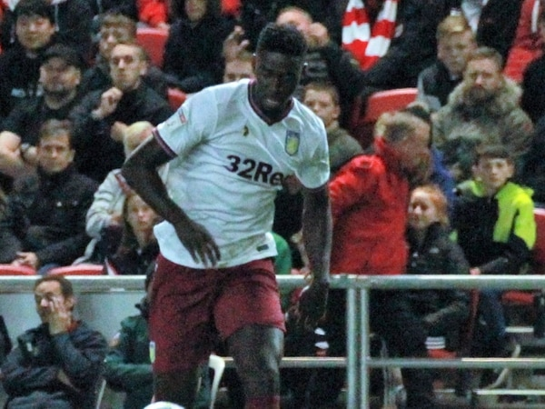 Axel Tuanzebe returns with a rallying cry for Aston Villa