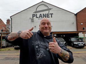 Michael Ansell runs Planet Nightclub
