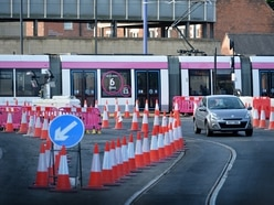 New Pipers Row layout revealed as road reopens after tram track work