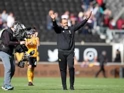 Nuno Espirito Santo calls on Wolves to be more clinical after narrow win