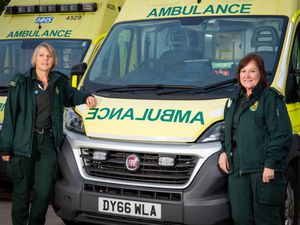 Paramedics Mandy and Michelle are featured in the online episde of the show