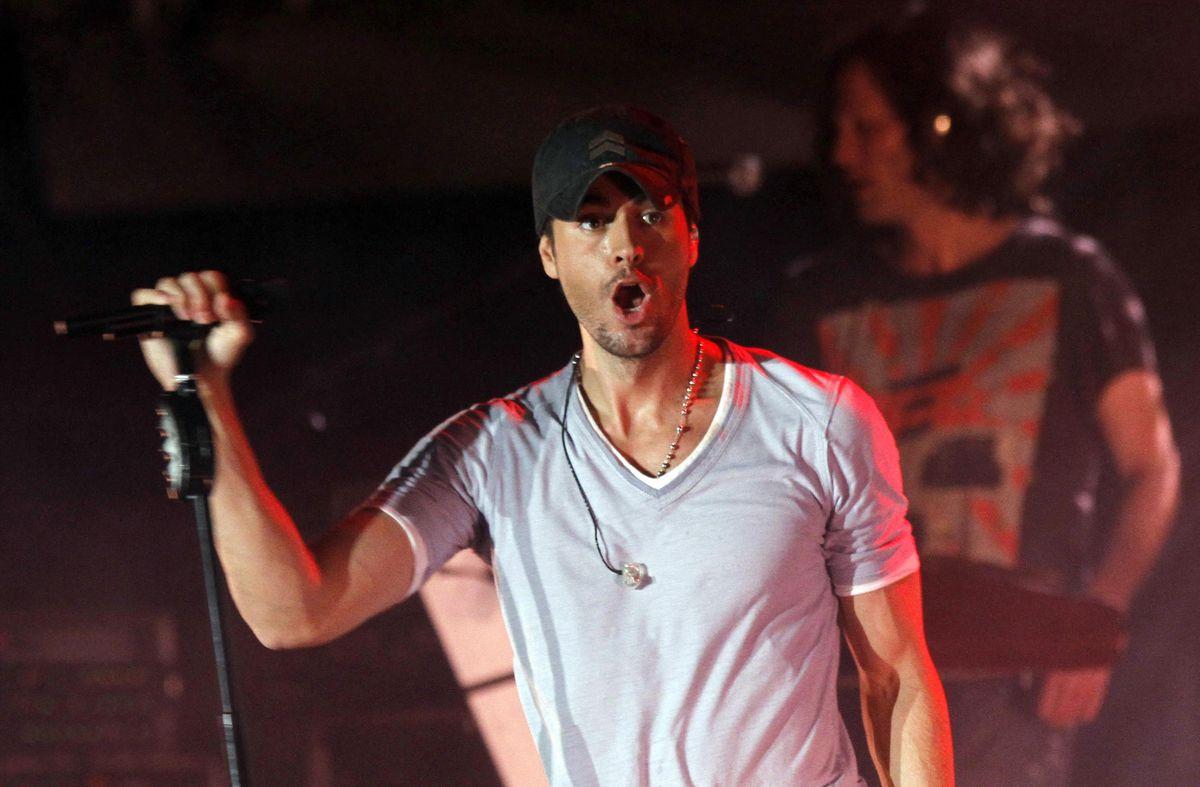 Pop sensation – Enrique brings his world tour to Birmingham