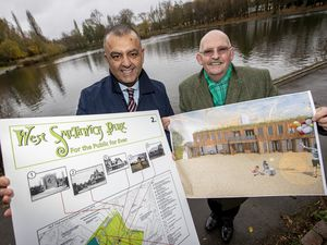 New pavilion planned in £5m West Smethwick Park revamp