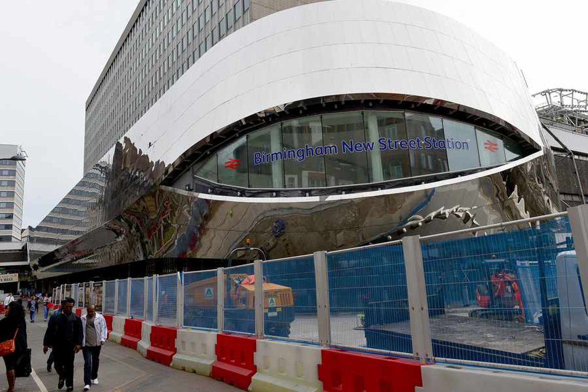 Birmingham New Street station toilets make £700k in three years