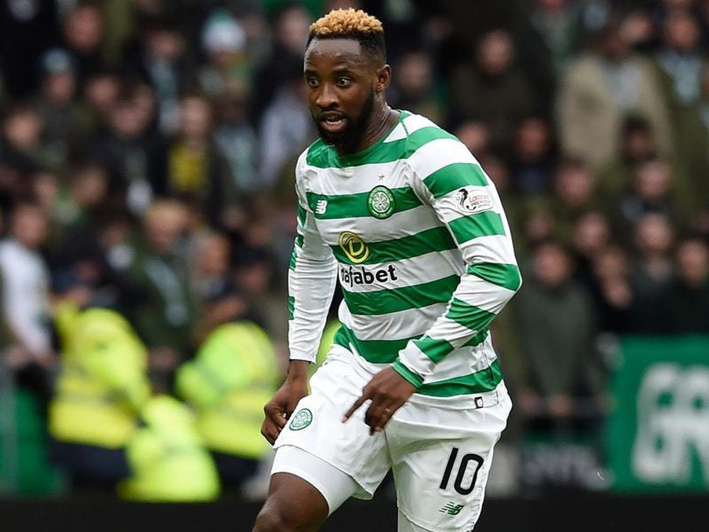 moussa dembele and memphis depay on target as lyon see off. Black Bedroom Furniture Sets. Home Design Ideas