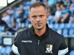 Neil Kitching wants some more bite from Stafford Rangers