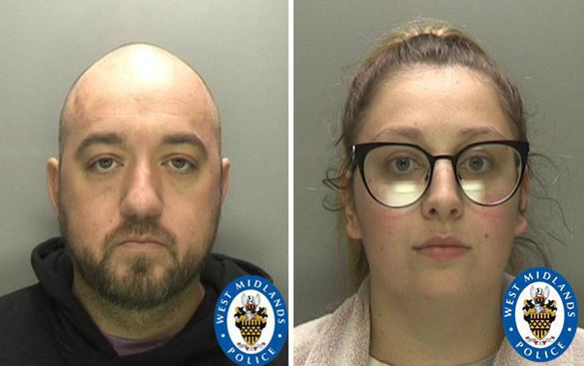 John Dixon and Alex Simpkiss were both given 18-month suspended sentences