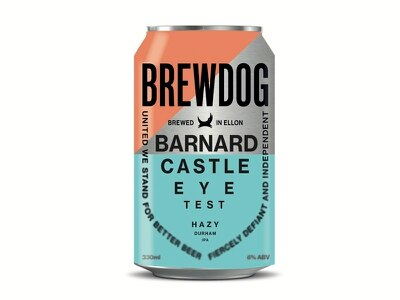 BrewDog launches Barnard Castle beer in dig at Dominic Cummings controversy
