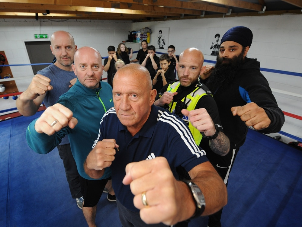 Kids Hit Back Against Crime With Help From Boxing Club