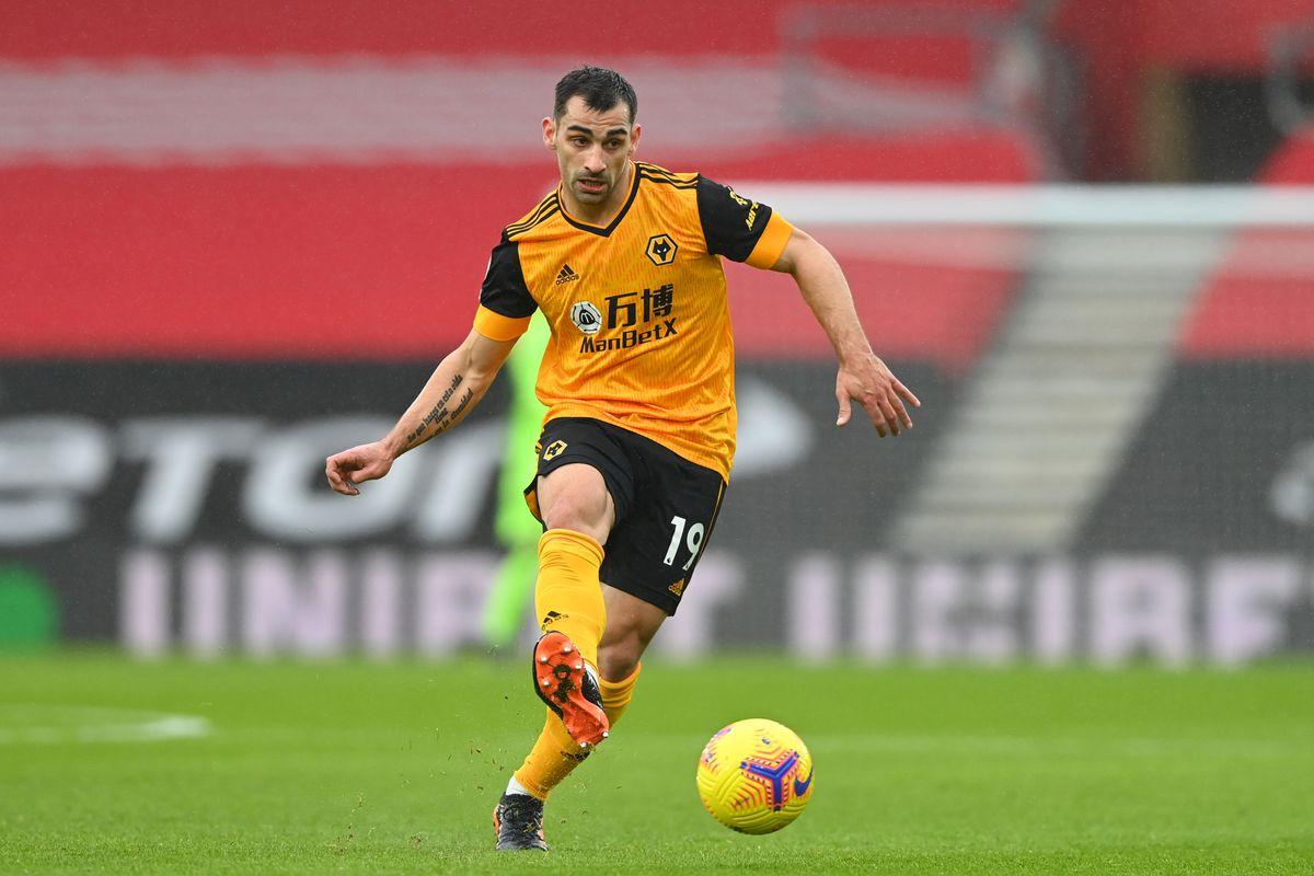 Jonny of Wolverhampton Wanderers. (AMA)