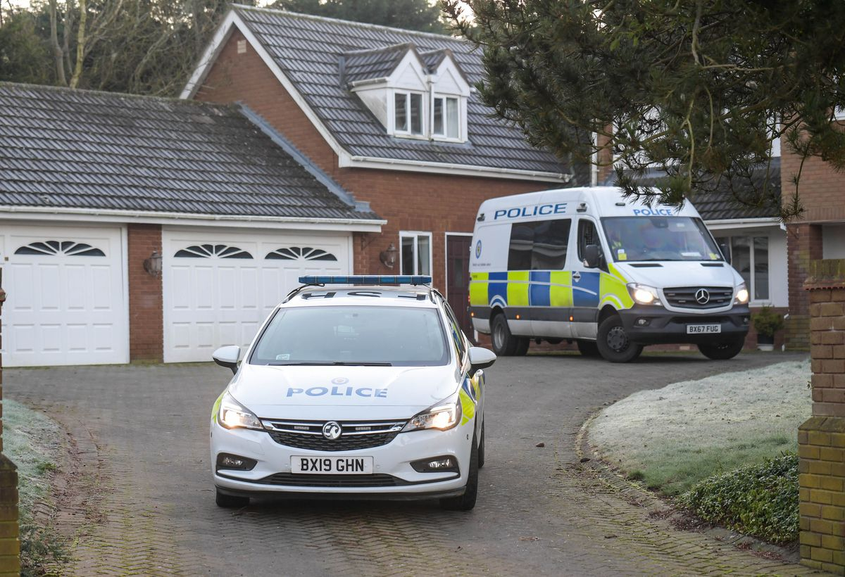 Police say the woman's death is being treated as suspicious. Image: @SnapperSK
