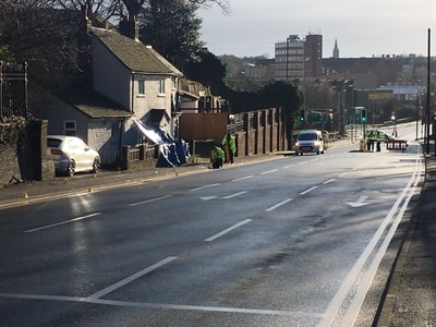 Stourbridge body: Man found dead in the street with injuries