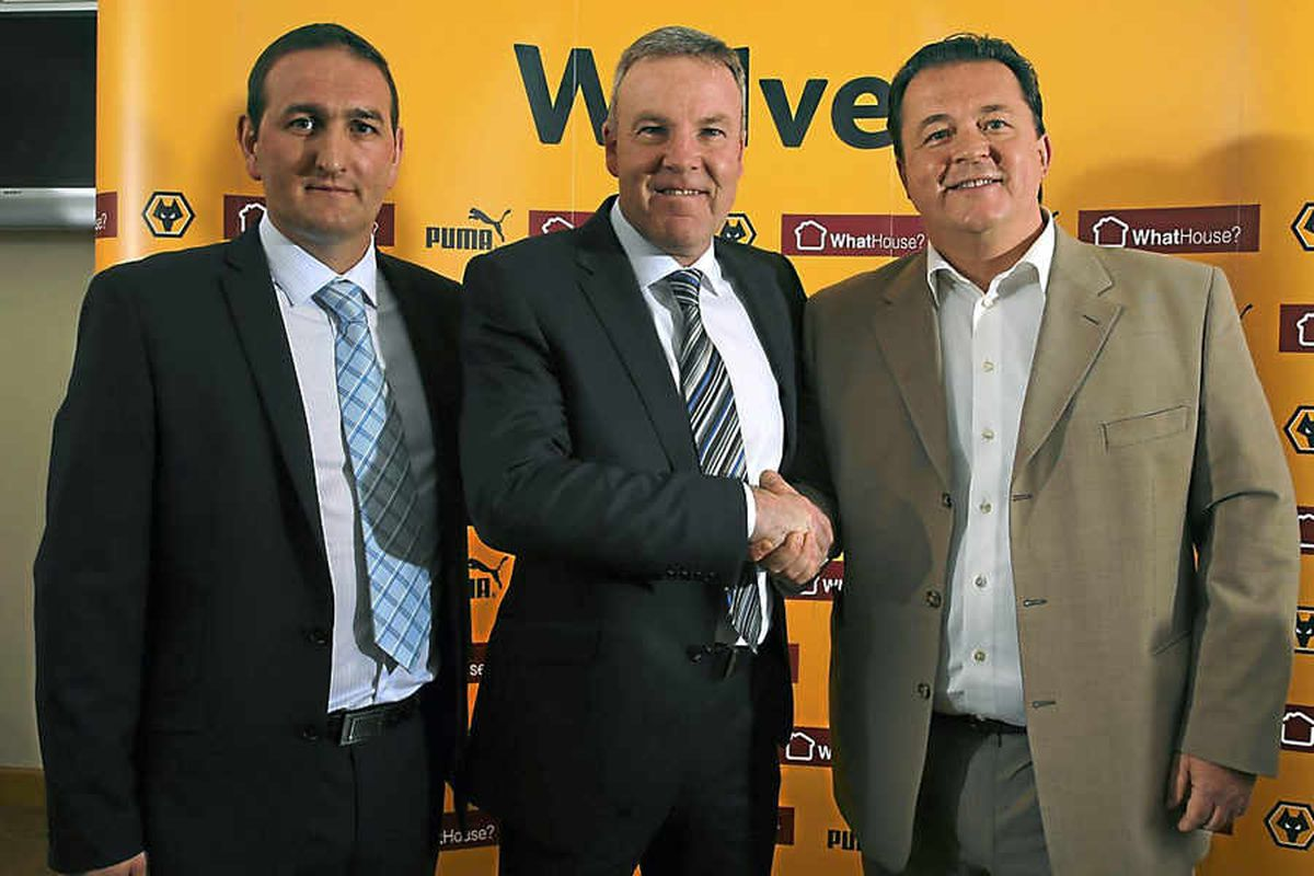Kevin Thelwell explains why Wolves chose Jackett