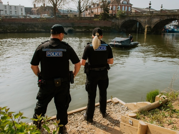 Body in river confirmed as missing West Midlands man
