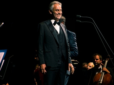 Andrea Bocelli, Resorts World Arena, Birmingham - review