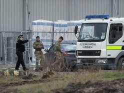 Weekly explosions at new Burntwood housing estate site as munitions found